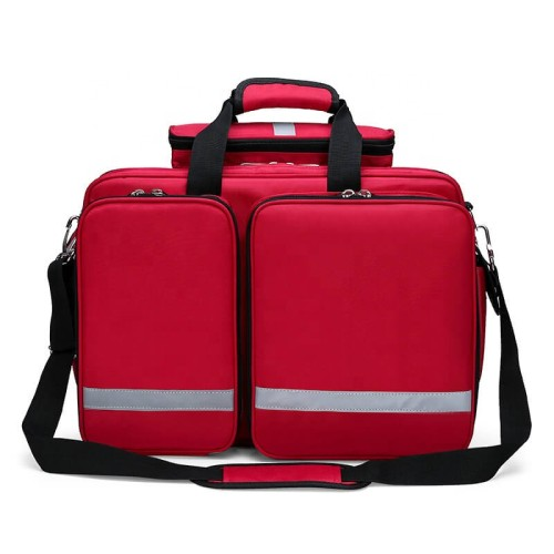 Customized logo postpartum visit package portable multi-function large-capacity medical package