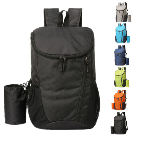 Outdoor  Backpack .   Wholesale waterproof travel folded backpack lightweight folding backpack