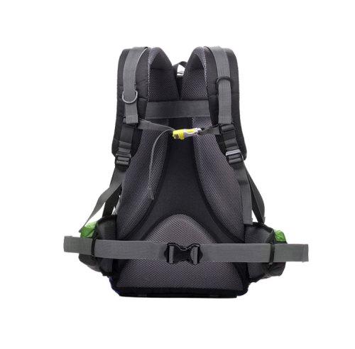 Custom hot selling unisex travel multi purpose climbing backpack big capacity hiking backpack