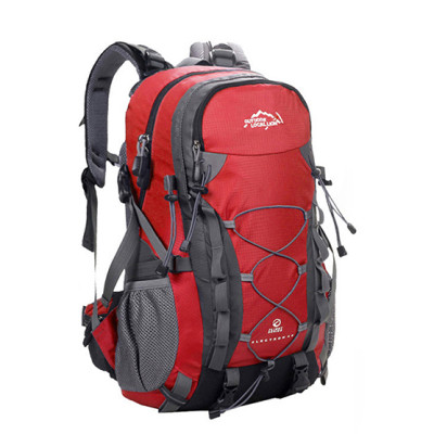 Custom hot selling unisex travel multi purpose climbing backpack big capacity hiking backpack