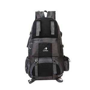 Outdoor 50L travelling waterproof hiking backpack