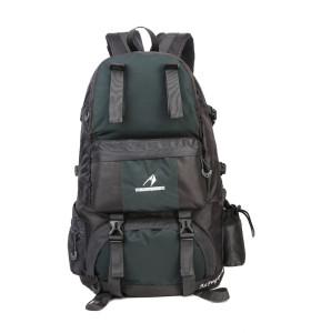 Outdoor 50L travelling waterproof hiking backpack