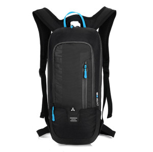 Customized outdoor cycling hydration backpack with water bladder
