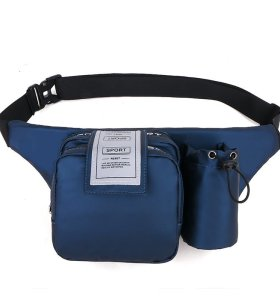 Waterproof women sport cross body bag fashion waist bags
