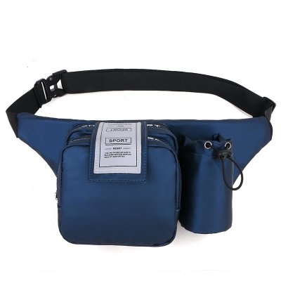 Waterproof women sport cross body bag fashion waist bag