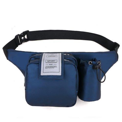 Waterproof women sport cross body bag fashion waist bag