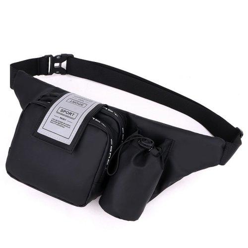 Waterproof women sport cross body bag fashion waist bags