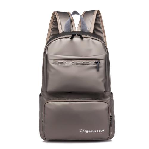Custom new style business travel men black laptop computer backpack