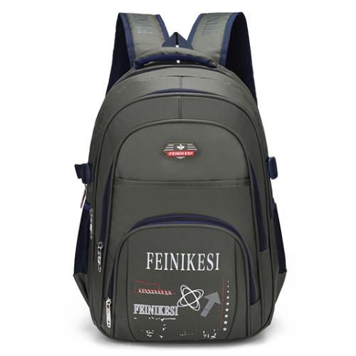 Custom Fashion Travel Nylon backpack Men Backpack Wholesale