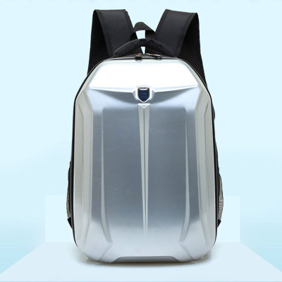 New waterproof shell hard backpack laptop bags