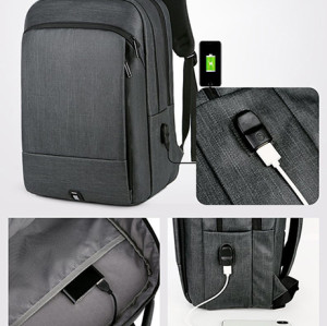New style hot sale large capacity multifunctional school student Waterproof Scratchproof backpack