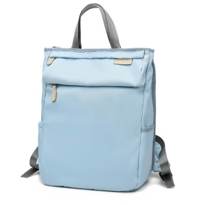 Diaper Bag Backpack with Insulated Pockets Stroller Straps Fashion Bag Backpack