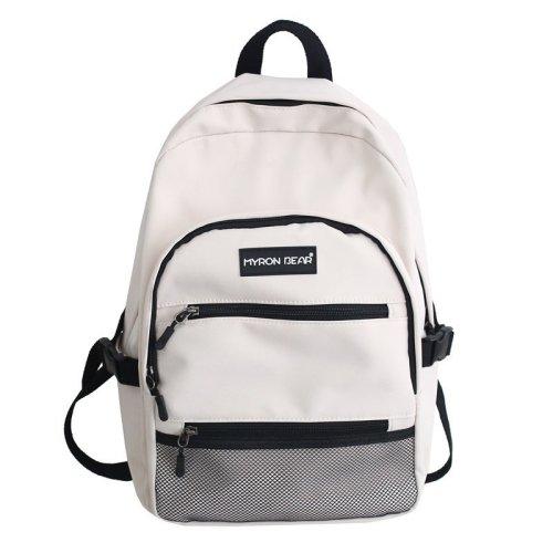 Waterproof school bags men fashion casual sport backpack