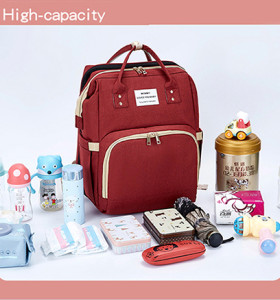 Newest Multifunction iaMommy Dper Bag  Waterproof Baby Diaper Bag