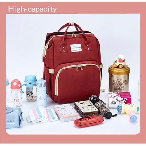 Newest Multifunction iaMommy Dper Bag  Waterproof Baby Diaper Bag