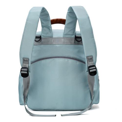 Custom storage bag baby nappy bag backpack