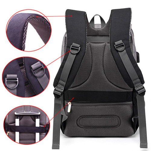 Multi-function outdoor mommy changing bags baby diaper bag backpack 8 buyers