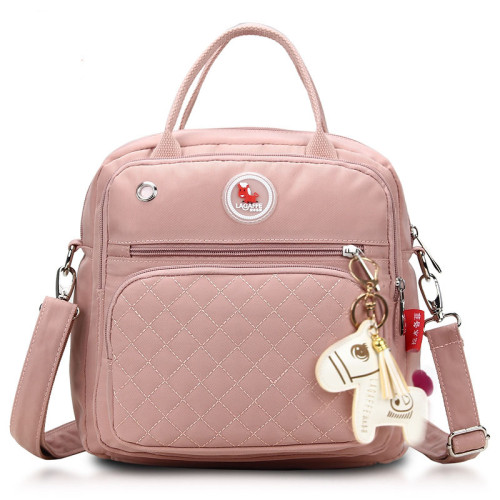 Fashion style any more color diaper bag waterproof nylon bag multi-function high capacity mummy bags