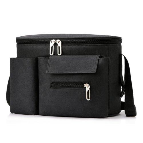 Latest 2021 Simple design cheap price mommy bags custom logo mini diaper tote bag