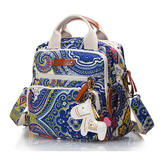 Customs diaper bags for women canvas hand tote bags 1 buyer