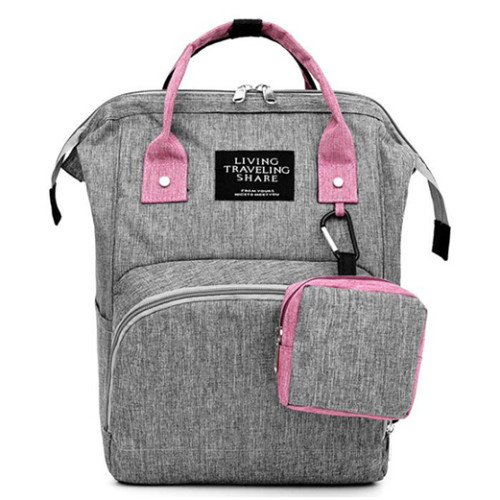 Custom fashion functional large capacity  backpack mommy bags Diaper Bags