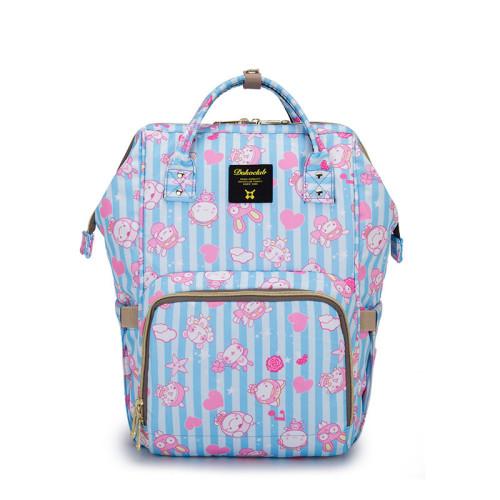Diaper bag multi-function waterproof travel mommy backpack