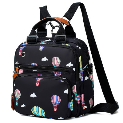 Customs mommy baby backpack diaper bags women