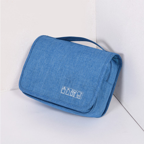 Hot New Factory Wholesale waterproof Cosmetic Custom bags Nylon bags Small Travel Make up Bag