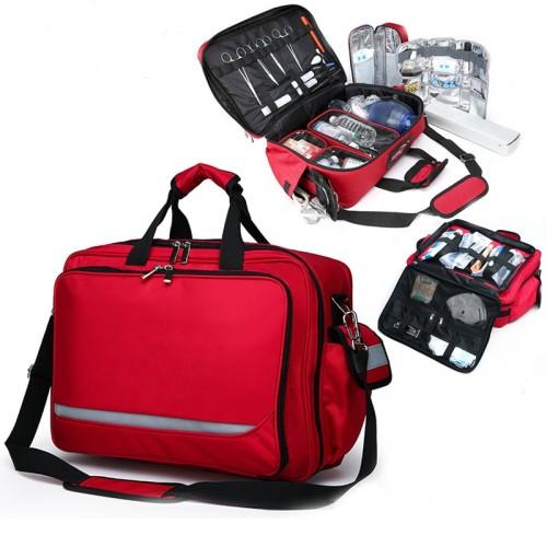 Multifunctional portable resuscitation first-aid kit doctor medical bag Fashion handbag
