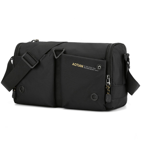 Fashion Outdoor Leisure Light Weight Waterproof Travel Duffel Bag Sports Men Gym Bag