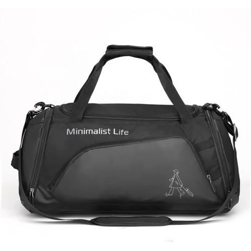 New Design Factory Wholesale Cheap Waterproof Nylon Outdoor Sport Fitness Shoe Travel bag