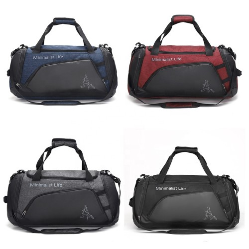 New Design Factory Wholesale Cheap Waterproof Nylon Outdoor Sport Fitness Shoe Travel bag