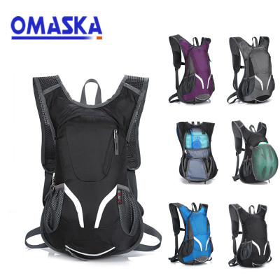 2020 new Style bike bag 15L lightweight waterproof outdoors Cyling backpack with Night reflector