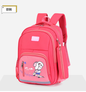 middle size 40cm school bag anti theft custom laptop school bags backpack Children's bag