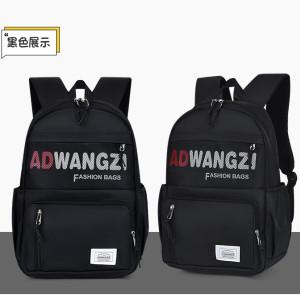 OMASKA big size 44cm school bag anti theft custom laptop school bags backpack Children's bag