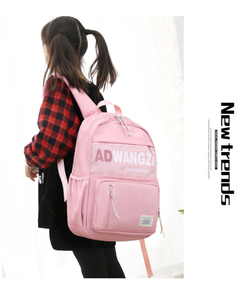 big size 44cm school bag anti theft custom laptop school bags backpack Children's bag