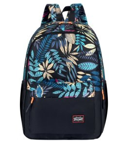 OMASKA large student 43cm fashion waterproof anti theft custom laptop school bags backpack Oxford