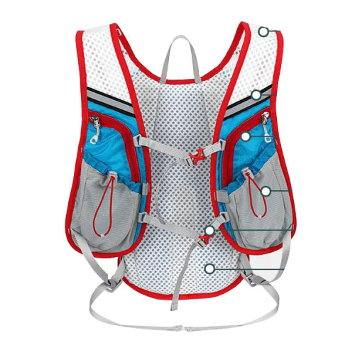 new design cycling bag wholesale waterproof running hydration vest custom hydration backpack