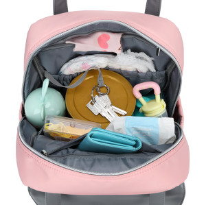 OMASKA travel designers diaper bag for baby  style fashion backpack baby bags travel multi-function