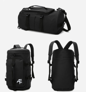 Wholesale lightweight gym bag camping outdoor duffel gym sport bag Multifunctional Backpack