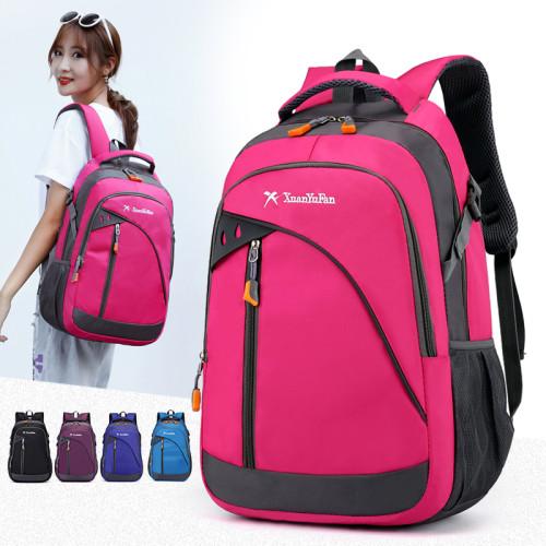 Omaska High School bagpack Waterproof Large Capacity School backpack for school boys and girls