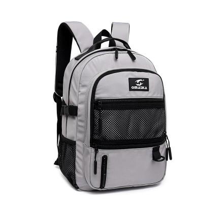 waterproof large capacity 15.6 inch unisex smart travel backpack laptop bag