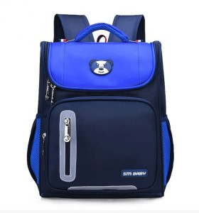 Children's stationery backpack large capacity with reflective stickers to reduce weight primary school students backpack