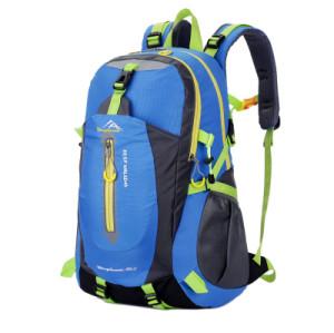 Manufacturers waterproof modern fashion hiking backpack camping backpack