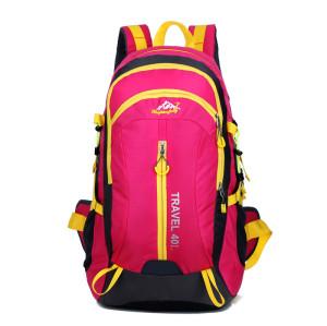 Outdoor 40L travelling backpack waterproof sport backpack
