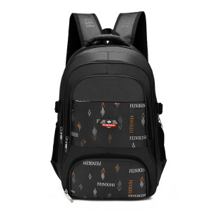 Durable men casual Lightweight mochilas computer Waterproof Travel rucksack black laptop Backpack