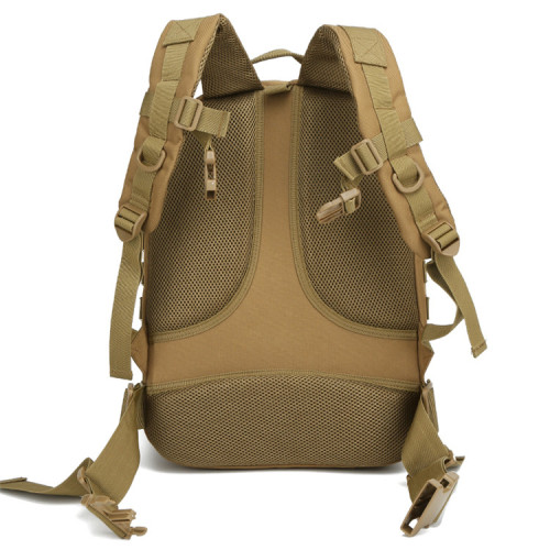Outdoor canvas compass custom hiking travel bag tactical military backpack bag