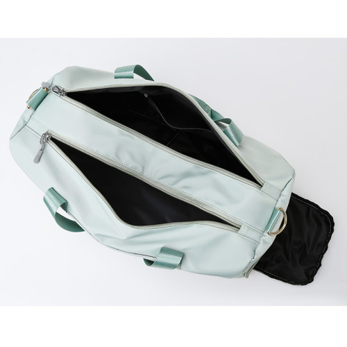 wholesale fitness gym sport bag with shoe compartment weekend travel bags