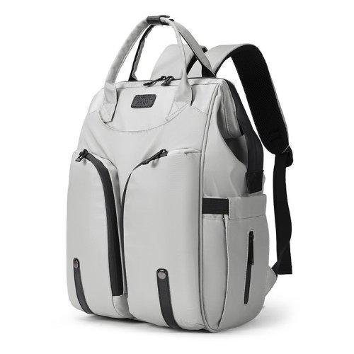 oem fashionable mom large mommy backpack waterproof baby diaper bag multifunctional