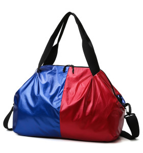 New design light weight waterproof colorful travel duffel bag